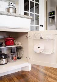 kitchen cabinets organizing ideas how to organize everything in your kitchen polished habitat