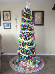 Big Easter Eggs Decorations by Easter Tree My Son Would Love This I Told My Husband I Wanted To