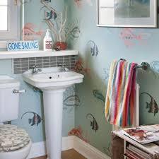 bathroom ideas paint diy nauticaloom ideas uk tile design decor themed nautical
