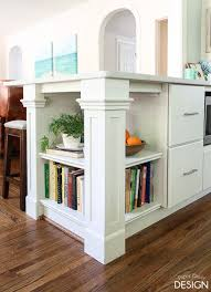kitchen bookshelf ideas 10 stylish ways to display cookbooks in the kitchen
