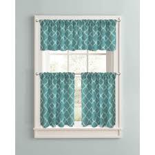 blue kitchen curtains walmart com only at loversiq blue kitchen curtains walmart com only at