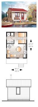 small cabin floor plan small hause 16 photo in inspiring best 25 guest house plans