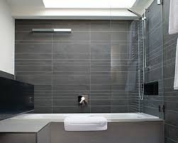 modern bathroom tile gray with design picture 34197 kaajmaaja