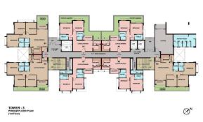 Podium Floor Plan by Hiland Ganges