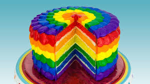 cake how to rainbow cake how to make a rainbow cake by cookies cupcakes and