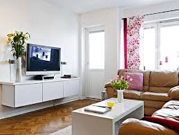 trendy living room feminine small apartment design ideas on a