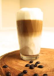 iced espresso macchiato latte macchiato recipe easy home made 3 layers latte italian