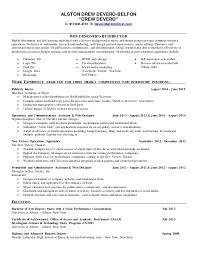 Bussiness Resume Alston Drew Devero Belfon Business Resume V2 S Font