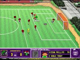 backyard soccer league pc tournament game 17 ending with a