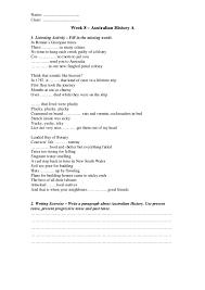 week 8 australian history worksheet a