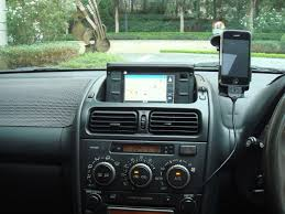 navigation system in a non navigation is300 lexus is forum