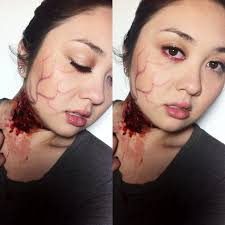 vampire victim makeup google search halloween pinterest
