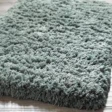 Grey Bathroom Rug by Cloud Step Memory Foam Mineral 24x60 Bath Rug Green Bathroom
