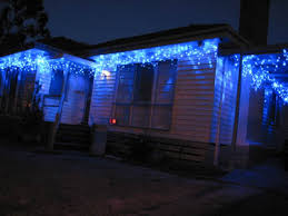 blue philips led icicle lights pictures page 2