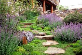 Decorative Landscaping Stone Ideas Landscape Traditional With Natural Decorative