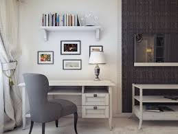 fascinating room with classy home decor of white wall decoration