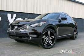 infiniti fx50 infiniti fx50 with 22in verde parallax wheels exclusively from