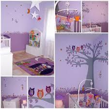 d oration de chambre b deco chambre bebe fille violet 11 b systembase co