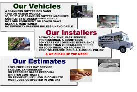 Gutter Installation Estimate by Edwards Seamless Guttering Rotten Wood Replacment Specialist