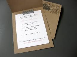 paper for invitations white kraft bridal shower invitations