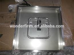 Outdoor Gas Fire Pit Kits by Alibaba Manufacturer Directory Suppliers Manufacturers
