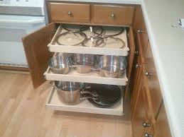 sliding drawers for kitchen cabinets innovation ideas 21 cabinet