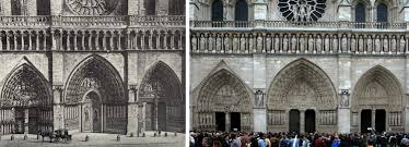 gargoyles richard nilsen before restoration and now