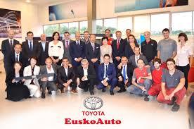 toyota motor group el presidente de toyota motor corporation takeshi uchiyamada