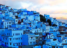 blue city morocco life in color color kaleidoscope color meaning