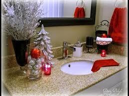 Bathroom Setting Ideas Christmas Bathroom Decoration Ideas 2017 Youtube