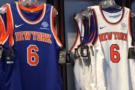 new york knicks unveil jersey sponsor for upcoming season