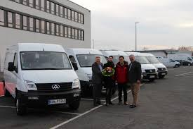europe car leasing companies maxus begins ev80 van deliveries in europe cleantechnica