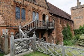 England Home Decor File Balustrade And Steps Hatfield House Old Palace Hertfordshire
