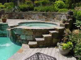 maryland md va outdoor spas pools builder