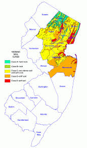 us geological earthquake map njdep jersey geological and water survey earthquake loss