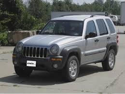 2006 jeep liberty trailer hitch trailer hitch installation 2003 jeep liberty etrailer com