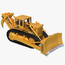 model bulldozer dozer
