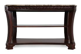 Mathis Brothers Living Room Furniture by Ashley Ledelle Console Table Mathis Brothers Furniture