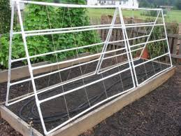 how to build a pvc trellis how tos diy