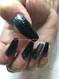 jade stone nail art tutorial youtube use seran wrap to create