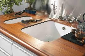 plan travail cuisine bois plan travail cuisine bois massif cuisine naturelle