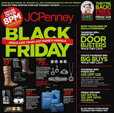 jcpenney black friday cyber monday deals