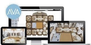 Event Floor Plan Designer News Strategic Partner Ava Method 3d Event Designer