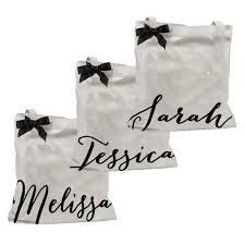 bridesmaid gift bag personalized bridesmaid tote bag will you be my bridesmaid