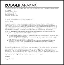 bunch ideas of hotel front desk cover letter also proposal
