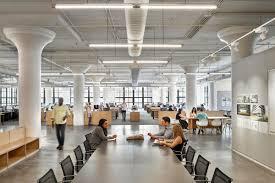 inside bohlin cywinski jackson u0027s new minimalist office at east