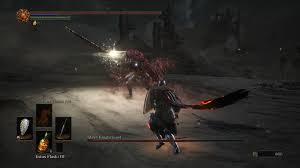 dark souls 3 how to kill slave knight gael tank war room