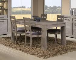 table de cuisine contemporaine table de salle à manger rectangulaire contemporaine agnes coloris