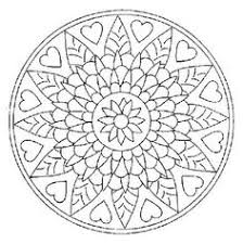 free printable mandala coloring pages free mandala coloring