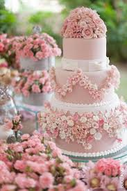 gorgeous pink u0026 white rose wedding cake pictures photos and